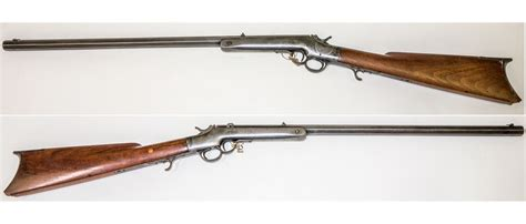 2 Türiger Kleiderschrank by Two Trigger Frank Wesson Model Rifle