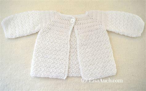 free pattern newborn cardigan crochet baby cardigan easy free pattern free crochet