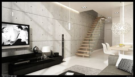 Classy Home Interiors by Classy Modern Interiors Visualized By Grzegorz