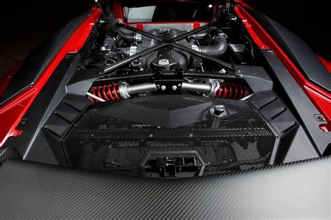 lamborghini aventador engine lamborghini aventador lp750 4 sv revealed