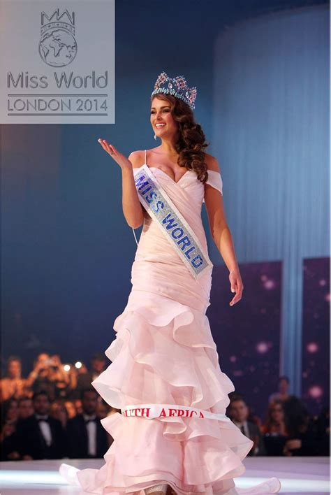 miss south africa miss sa pageant official website and the winner of the 2014 miss world pageant is