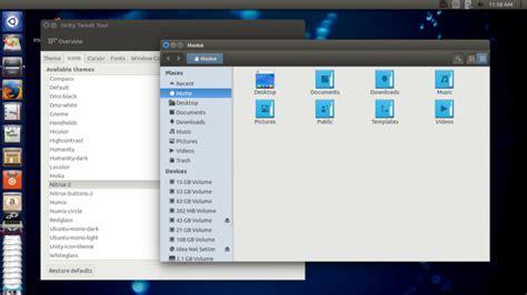 themes ubuntu 14 04 ubuntu 14 04 themes unity themes gtk themes and icon themes