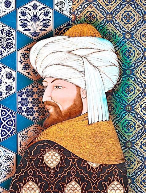 mehmet ottoman fatih sultan mehmet minyat 252 r 252 osmanlı ottaman empire