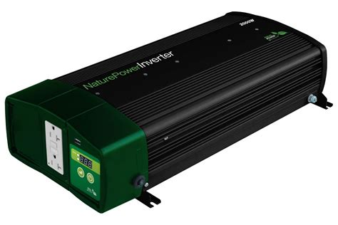 nature power 2000 watt sine wave inverter with 55