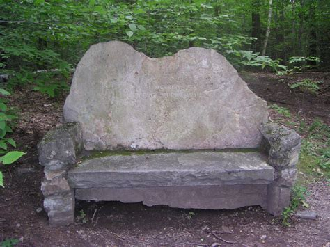 marble bench stone bench
