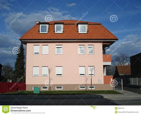 small apartment building royalty free stock photography image 8681427