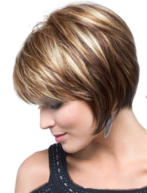 chin length layered hairstyles 2015 over 50 chin length texture bob haircut popular haircuts