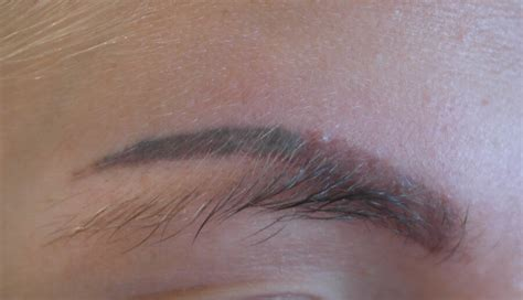 can eyebrow tattoo be removed eyebrow removal can eyebrow tattoos be removed by