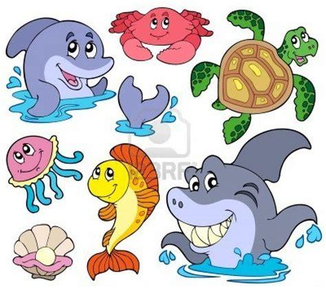 imagenes de animales marinos con sus nombres animales acuaticos