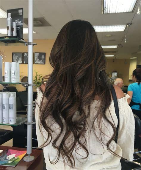 black salon seoul 25 best ideas about dark brunette balayage on pinterest