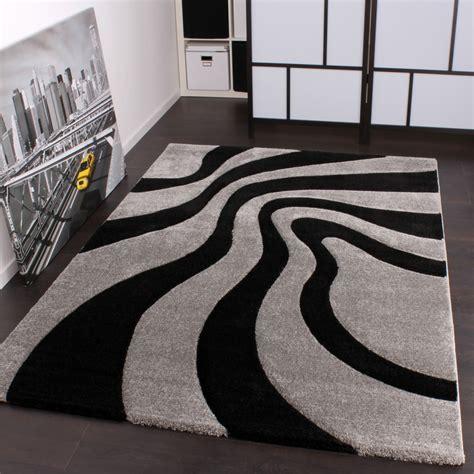 teppich 2x2 designer teppich festival mit konturenschnitt muster