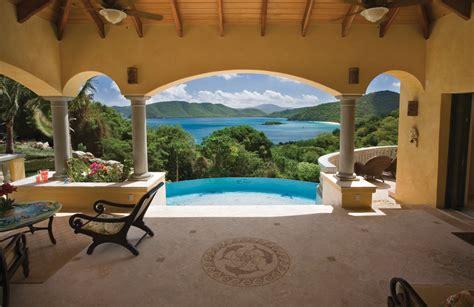 top us rentals st john villas private luxury villas virgin islands