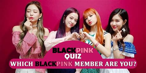 Blackpink Quiz Which Member Are You | blackpink quiz which blackpink member are you