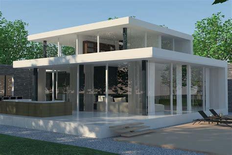 desain atap rumah kotak tips desain rumah minimals arsindo com