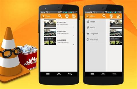 vlc player for android aplicacion vlc para celulares android gratis