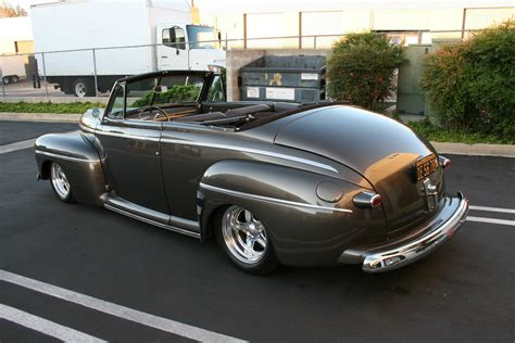 ford convertible 1942 ford deluxe convertible rod 1940 1941 1946