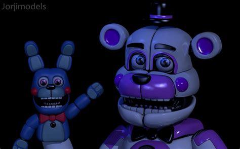 Jeffy Puppet by Funtime Freddy Render Filler By Jorjimodels On Deviantart