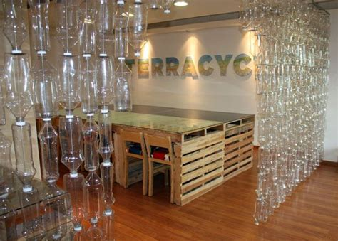 clever room dividers recycle plastic bottles into a clever room divider gt gt http