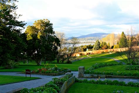 Postcard From Royal Tasmanian Botanical Gardens Hobart Royal Botanic Gardens Hobart