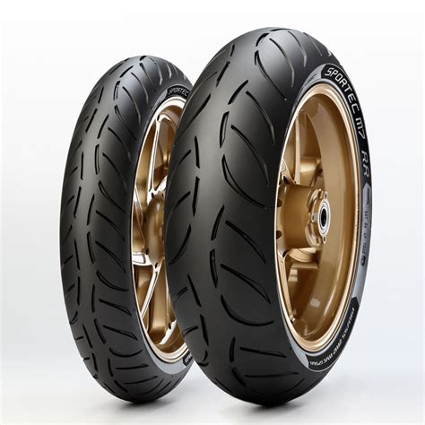metzeler sportec  rr rear tire motorcycle tires