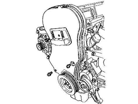 1994 mercury tracer crankshaft timing belt drive gear removal service manual 1999 daewoo leganza crankshaft timing belt
