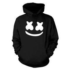 Hoodie Marshmello Hitam kaos dj marshmello 1 hitam t shirt marshmallow marshmellow edm dwp kaos dwp