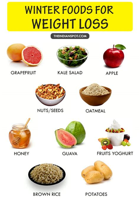 foods for winter foods for weight loss theindianspot