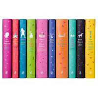 Colorful Puffin Classics Book Set  Juniper Books