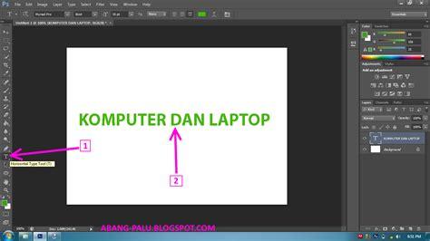 membuat not balok di komputer cara mudah membuat efek teks bayangan di photoshop cs6