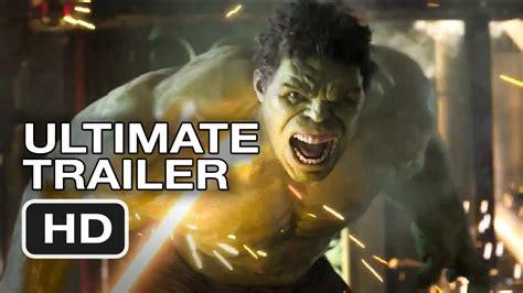 film marvel youtube the avengers ultimate heroes trailer 2012 hd marvel