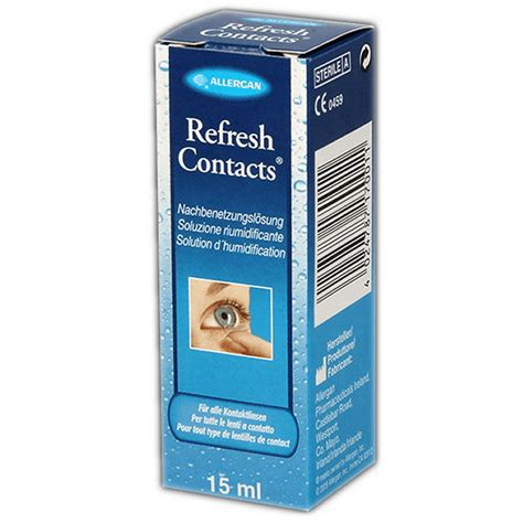 Refresh Contacts refresh contacts 15ml