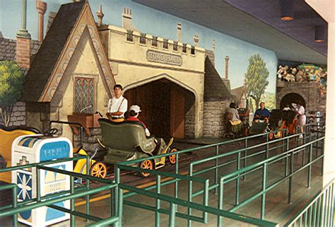 Nyc Mr Toads Ride by Top 10 Most Missed Lost Walt Disney World Attractions