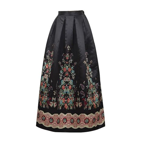 aliexpress buy ethnic style vintage floral print