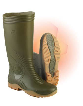 Safety Boot Petrova Yellow ap xt boots green