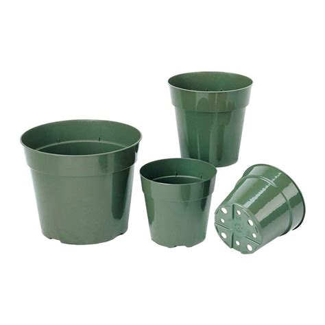 plant potters commercial green nursery flower pots tomato vegetables