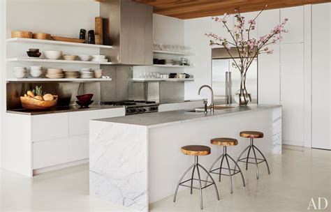 Kitchen Marble Design kitchen design marble countertops interior design new york