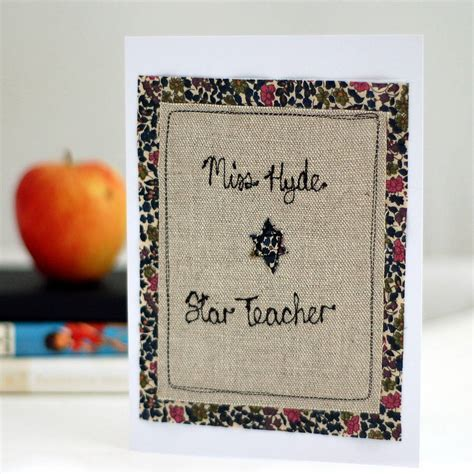 Personalised Handmade Cards - personalised card by handmade at poshyarns