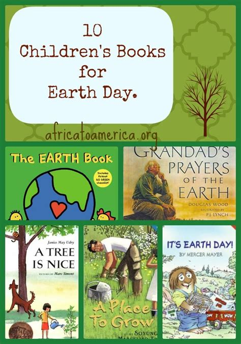 earth day picture books earth day children s books