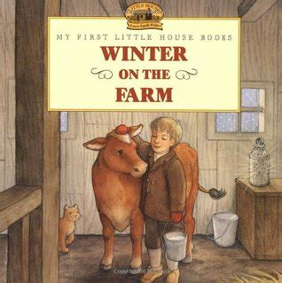 jonas on a farm in winter books winter on the farm by ingalls wilder reviews