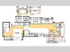 Tioga Rv Floor Plans fleetwood resort c er floor plans on fleetwood tioga rv floor plans