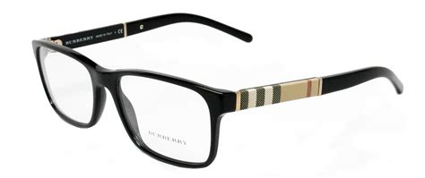 burberry be2162 eyeglasses be2162 3001 lensdirect