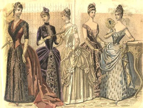 fashion fashion in 19th century