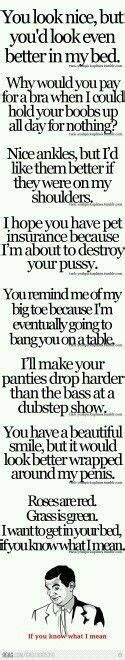 images  awesome pickup lines lol  pinterest