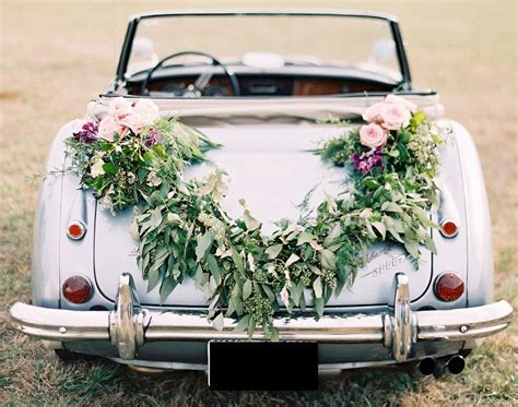 Exquisite Wedding Car Decoration Singapore Packages