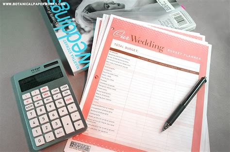 {free printables} Wedding Planning Binder   Blog