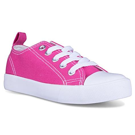 tennis shoes size 1 sav103 pink 1 canvas sneakers pink tennis shoes