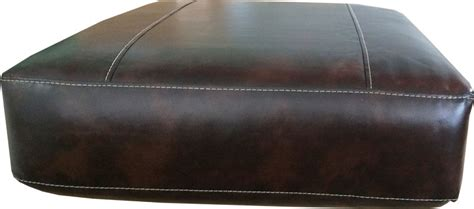 Leather Sofa Cushion Covers Marvelous Leather Sofa Cushions 5 Brown Leather Sofa Cushion Covers Smalltowndjs