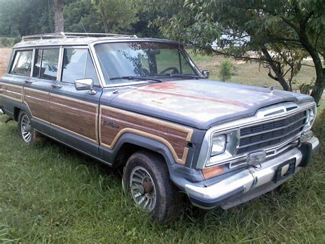 1989 jeep wagoneer for sale 1989 jeep grand wagoneer v8 automatic for sale in atlanta