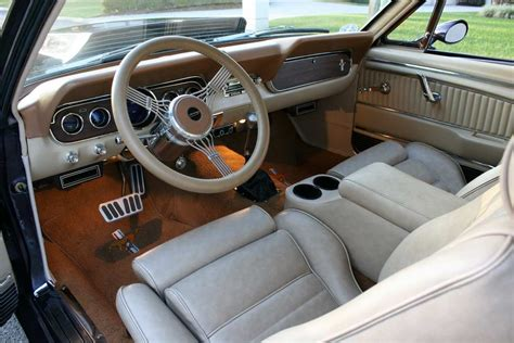 Mustang 66 Interior by Ebay Find 66 Mustang Coupe Converted To Wagon Stangtv