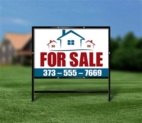 where to buy house for sale signs for sale signs real estate signs signazon